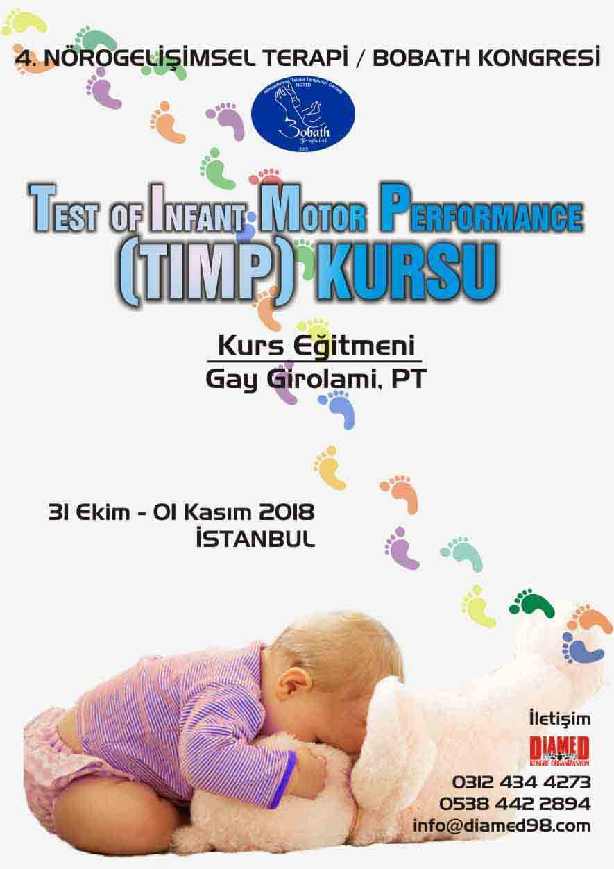 TIMP (Test of Infant Motor Performance) Kursu