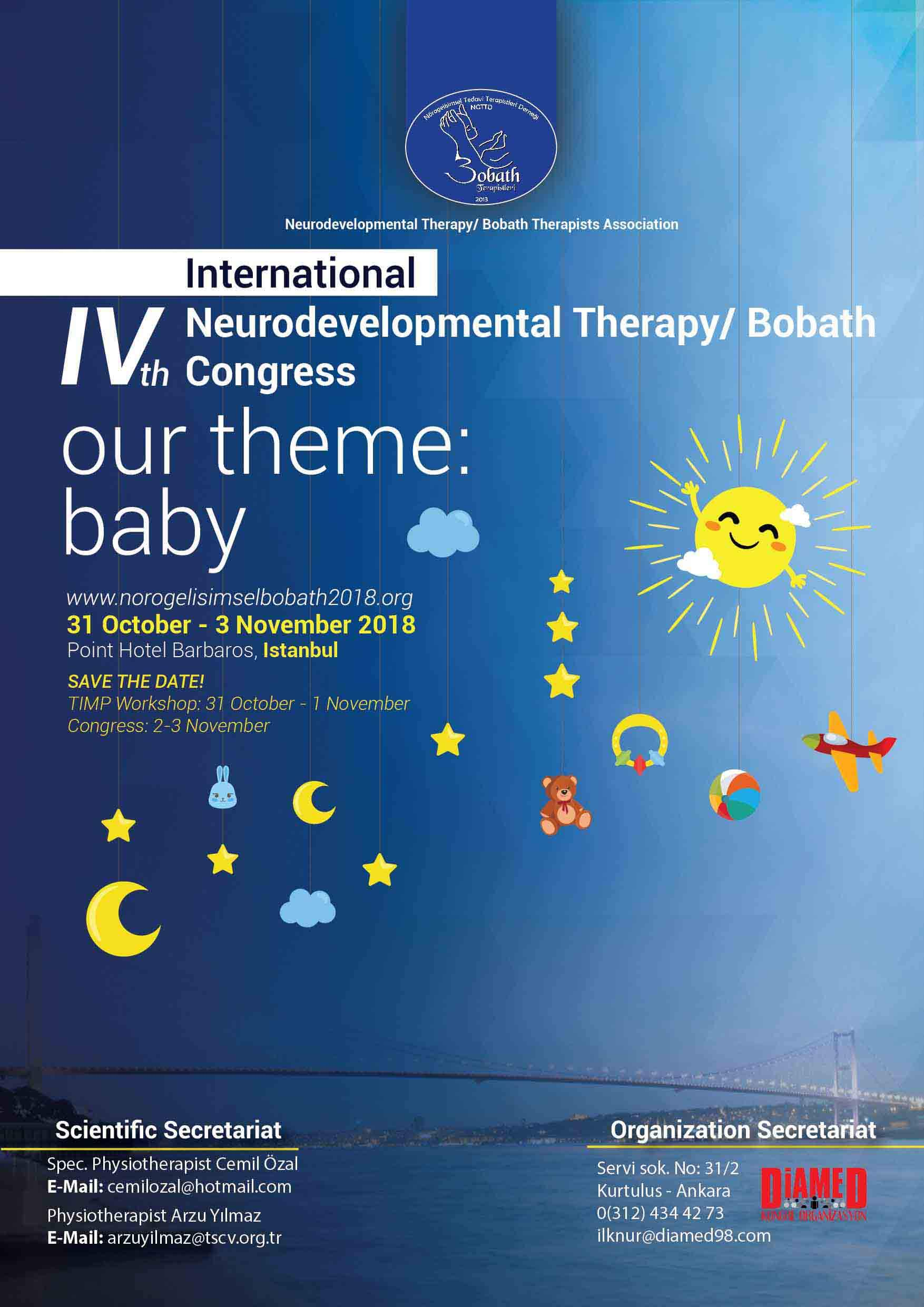 IVth Neurodevelopmental Therapy / Bobath Congress: Baby