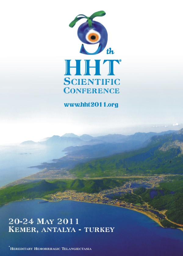 9th HHT (Hereditary Hemorrhagic Telangiectasia) Scientific Conference (2011)