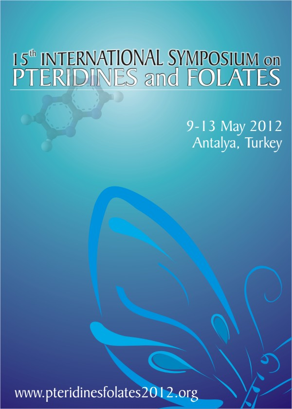 15. International Symposium on Pteridines and Folates (2012)
