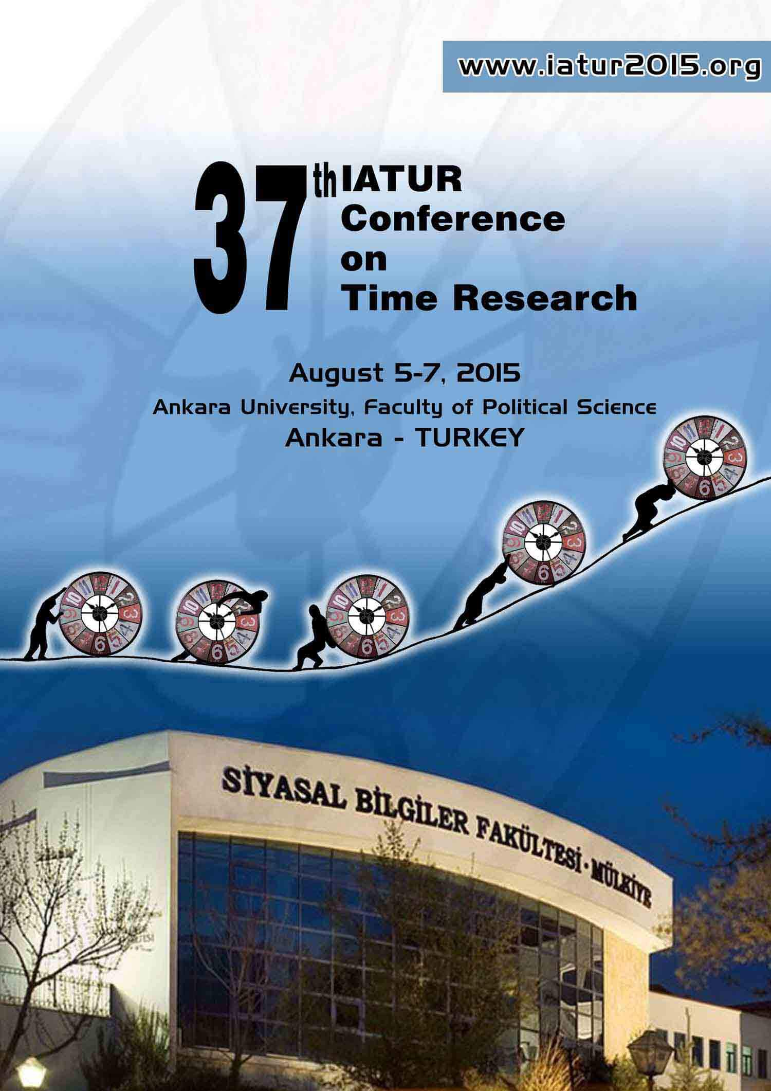 37th IATUR Conference on Time Research