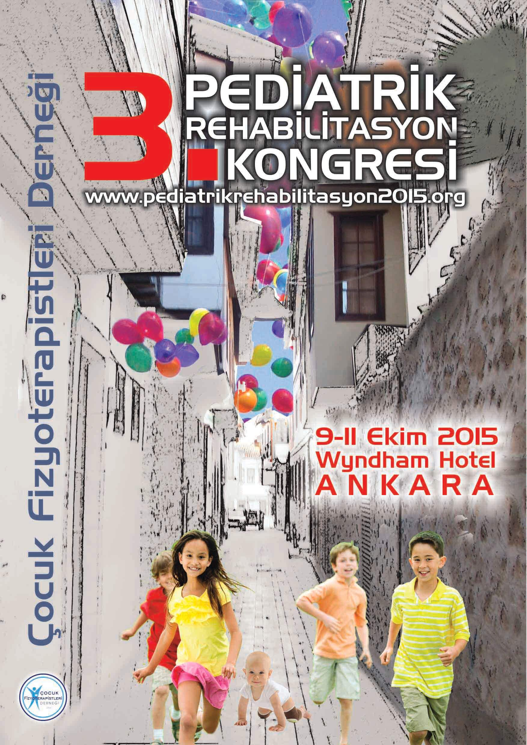 3. Pediatrik Rehabilitasyon Kongresi
