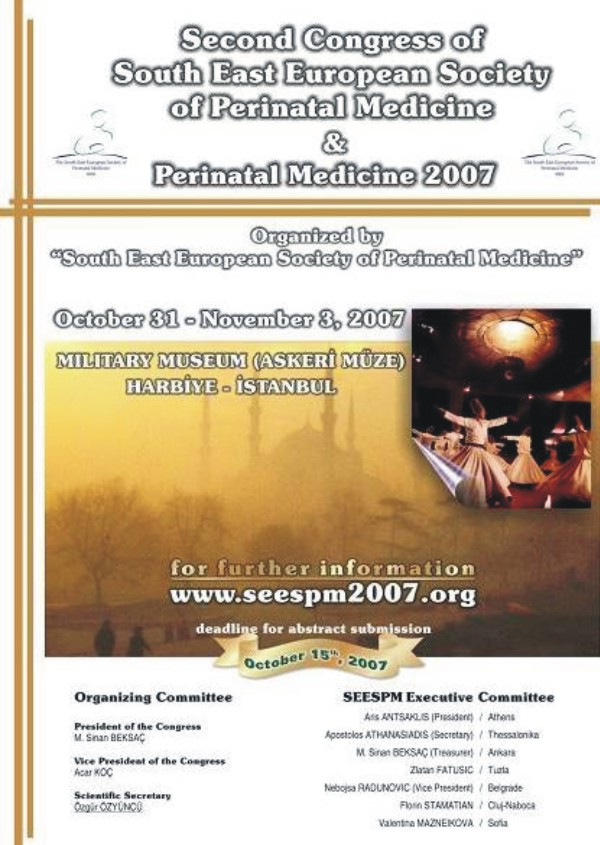 Second Congress of SEESPM & Perinatal Medicine (2007)